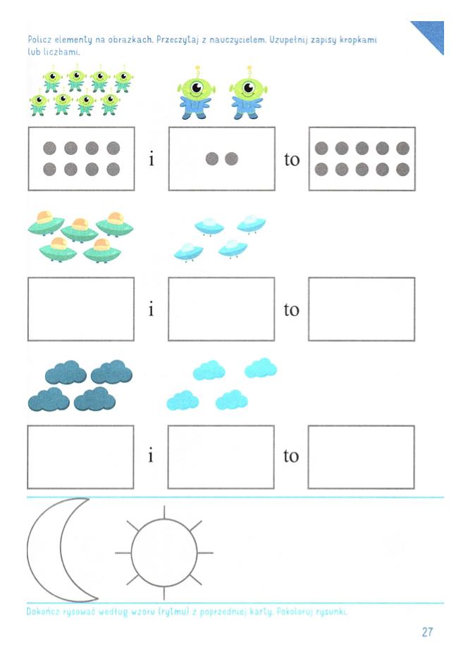 Zadania matematyczne dla dzieci